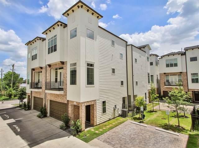 1034 W 26th Street B, Houston, TX 77008 (MLS #68254515) :: Giorgi Real Estate Group