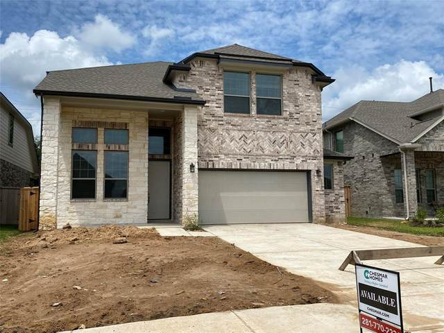 21535 Henrys Blush Drive, Tomball, TX 77377 (MLS #68256625) :: All Cities USA Realty