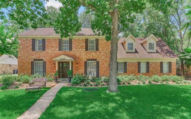 24207 Creekview Drive, Spring, TX 77389 (MLS #68268950) :: Christy Buck Team
