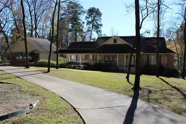 150 Hickory Hill Lane, Crockett, TX 75835 (MLS #68271673) :: Connell Team with Better Homes and Gardens, Gary Greene