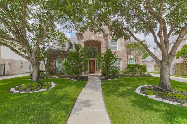 5814 Grand Creek Lane, Katy, TX 77450 (MLS #6827292) :: Fine Living Group