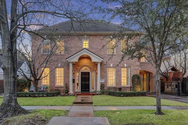 2812 Nottingham Street, West University Place, TX 77005 (MLS #68287643) :: Caskey Realty