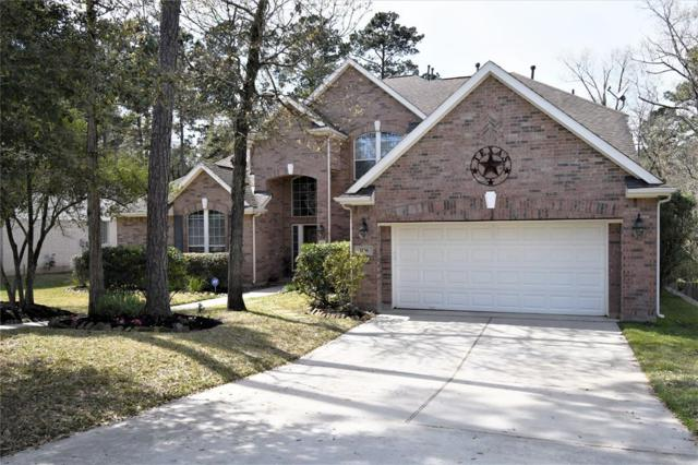 2136 Summit Mist Drive, Conroe, TX 77304 (MLS #68292663) :: The Home Branch