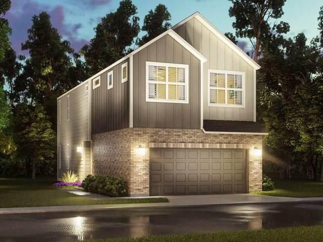 9805 Prairie Garden Lane, Houston, TX 77080 (MLS #68294589) :: The SOLD by George Team