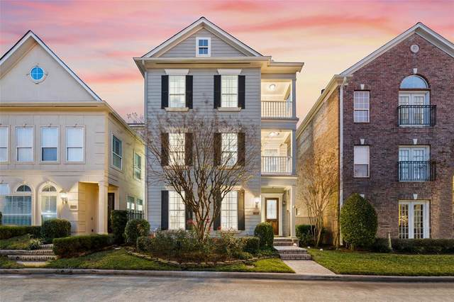 306 Grand View Terrace, Houston, TX 77007 (MLS #68299848) :: The Bly Team
