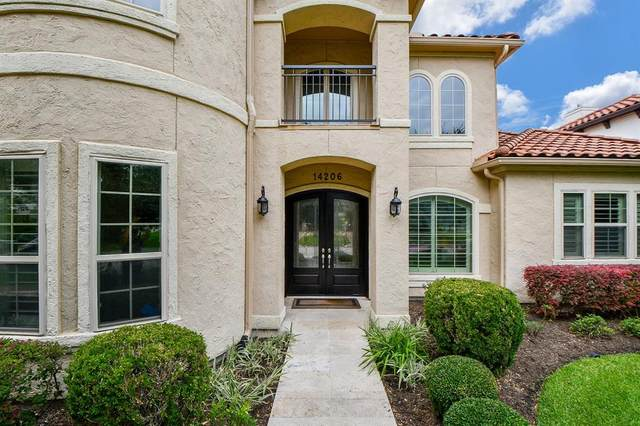 14206 Teal Cove Lane, Houston, TX 77077 (MLS #68301343) :: Connect Realty