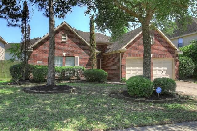 3603 Pine Stream Drive, Pearland, TX 77581 (MLS #68307713) :: Michele Harmon Team