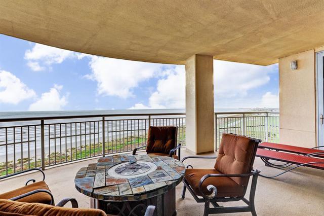 801 E Beach Drive Tw1006, Galveston, TX 77550 (MLS #68308376) :: Giorgi Real Estate Group