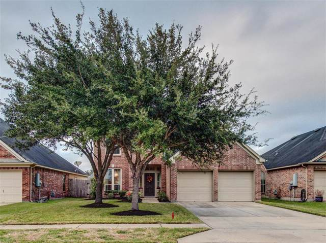 2726 Everhart Terrace Drive, Fresno, TX 77545 (MLS #68330263) :: Texas Home Shop Realty