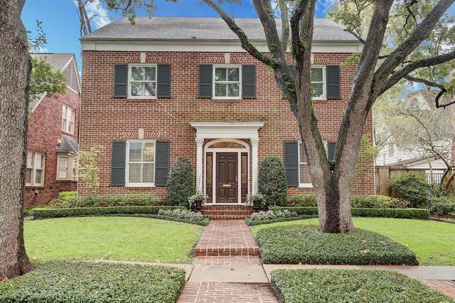 2225 Quenby Street, Houston, TX 77005 (MLS #68331108) :: Caskey Realty