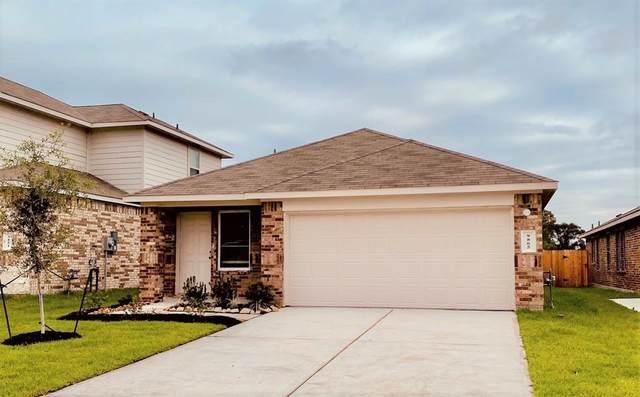 9865 Glen Brook Lane, Magnolia, TX 77354 (MLS #68337464) :: Texas Home Shop Realty