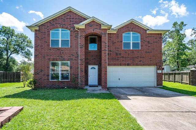 1703 Fairtide Court, Crosby, TX 77532 (MLS #68342728) :: The SOLD by George Team