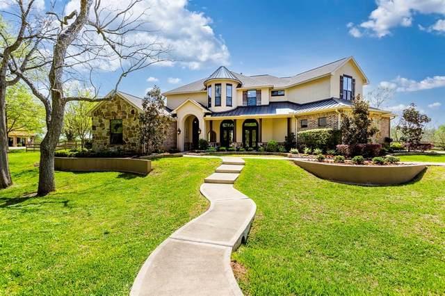 3203 Wellspring Lake Drive, Fulshear, TX 77441 (MLS #68358532) :: Michele Harmon Team