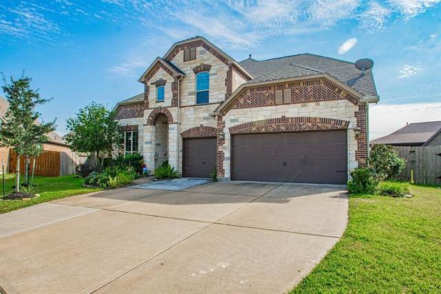 1521 Dusty Rose Court, Friendswood, TX 77546 (MLS #68360854) :: Connell Team with Better Homes and Gardens, Gary Greene