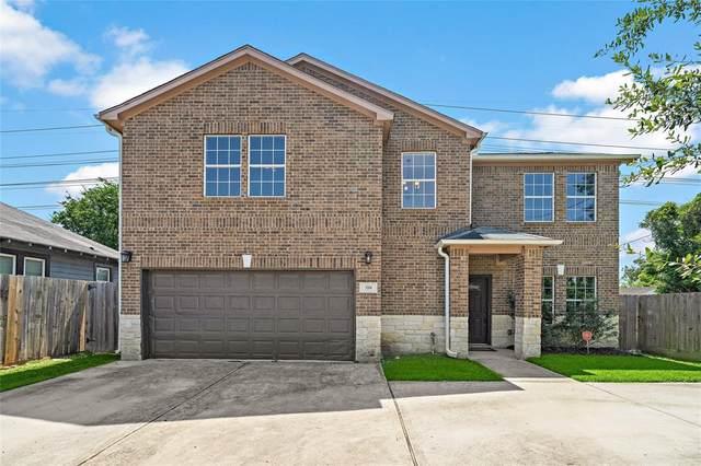 5004 Hardy Street, Houston, TX 77009 (MLS #68369534) :: Green Residential