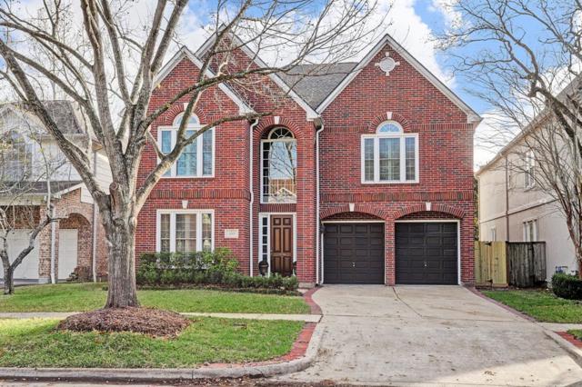 4215 Amherst Street, Houston, TX 77005 (MLS #68370299) :: Texas Home Shop Realty