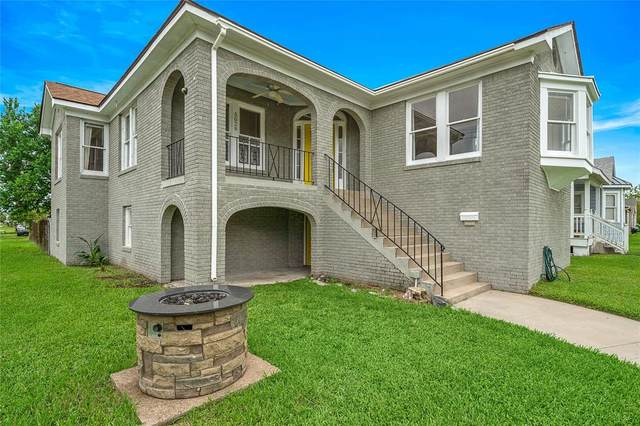 5028 Ursuline, Galveston, TX 77551 (MLS #68377999) :: Connell Team with Better Homes and Gardens, Gary Greene