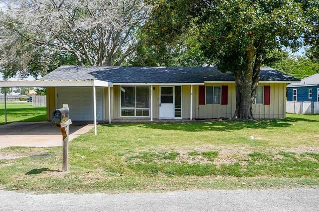 204 Evans Street, Wharton, TX 77488 (MLS #68382894) :: Connect Realty