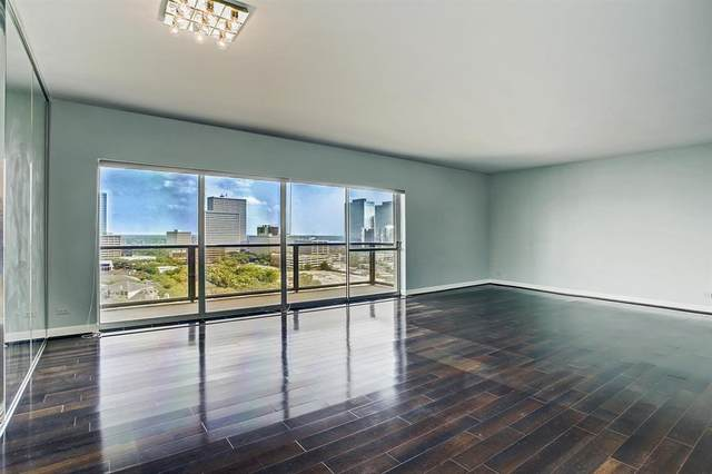 2929 Buffalo Speedway #1512, Houston, TX 77098 (MLS #68388227) :: The SOLD by George Team