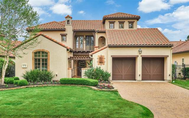 14 Gauntlet Drive, The Woodlands, TX 77382 (MLS #68389320) :: Texas Home Shop Realty