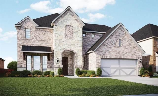 2207 Noble Pass Lane, League City, TX 77573 (MLS #68390411) :: Green Residential