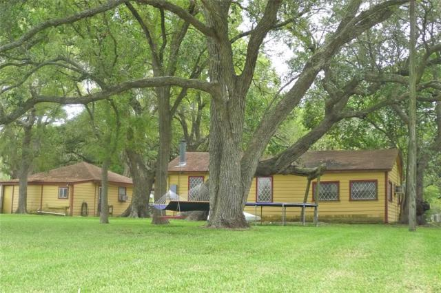 192 & 000 County Road 206, Sargent, TX 77414 (MLS #68396009) :: Texas Home Shop Realty