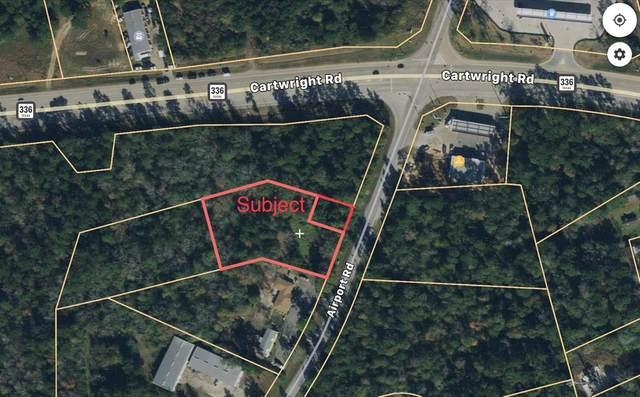 0 Airport Road, Conroe, TX 77301 (MLS #68406270) :: Ellison Real Estate Team