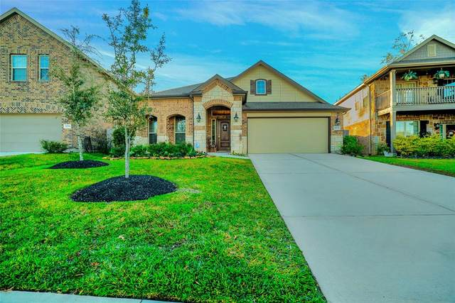18732 Laurel Hills Drive, New Caney, TX 77357 (MLS #68407890) :: The Bly Team