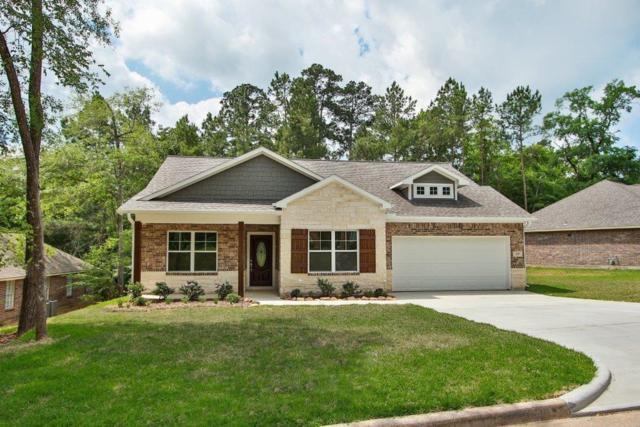 2128 Greentree Drive, Huntsville, TX 77340 (MLS #68410997) :: The Sansone Group