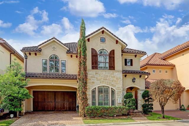 17 N Creekside Court, Spring Valley Village, TX 77055 (MLS #68448551) :: Michele Harmon Team