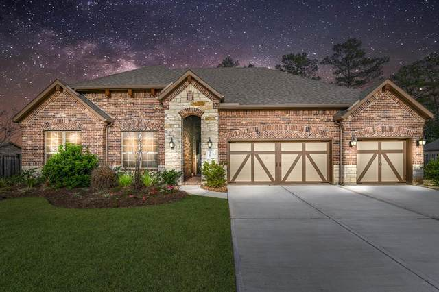 14007 S Evergreen Ridge Court, Conroe, TX 77384 (MLS #68452301) :: Giorgi Real Estate Group