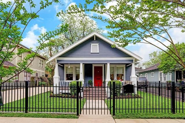 714 Ralfallen Street, Houston, TX 77008 (MLS #68456639) :: Ellison Real Estate Team