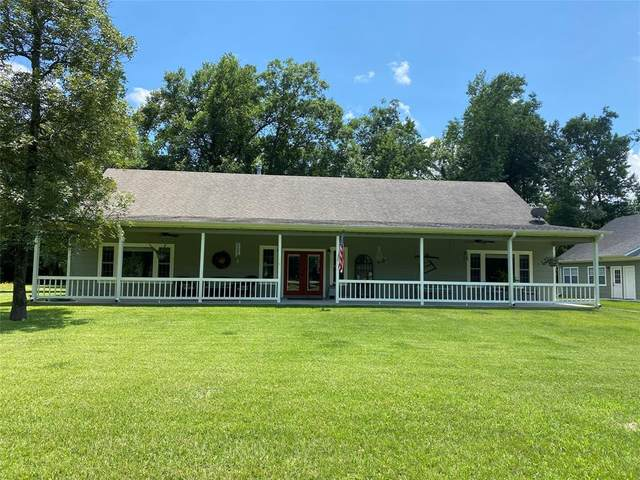 11930 County Line Road, Willis, TX 77378 (MLS #68456854) :: The Home Branch