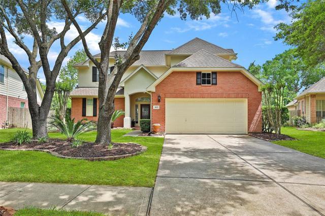 2822 Five Oaks Drive, Missouri City, TX 77459 (MLS #68466191) :: The Home Branch