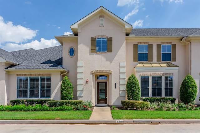 4319 Lake Run Drive, Sugar Land, TX 77459 (MLS #68470290) :: Texas Home Shop Realty