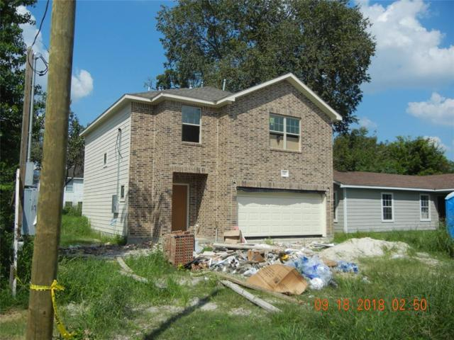 1417 Frawley Street, Houston, TX 77009 (MLS #68477047) :: The Heyl Group at Keller Williams