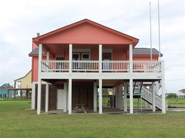 953 Sea Breeze, Crystal Beach, TX 77650 (MLS #68479629) :: Texas Home Shop Realty