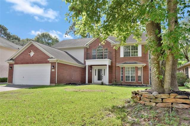 3714 Sweetgum Hill Lane, Kingwood, TX 77345 (MLS #68481758) :: The Bly Team