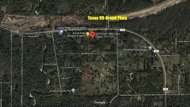32075 Fm 1485 Road, New Caney, TX 77357 (MLS #68490134) :: Michele Harmon Team