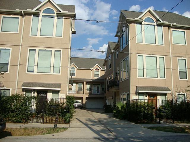 1406 Malone Street C, Houston, TX 77007 (MLS #68490319) :: Texas Home Shop Realty