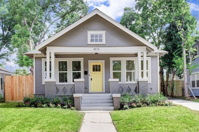 4515 Mckinney Street, Houston, TX 77023 (MLS #68499916) :: Krueger Real Estate