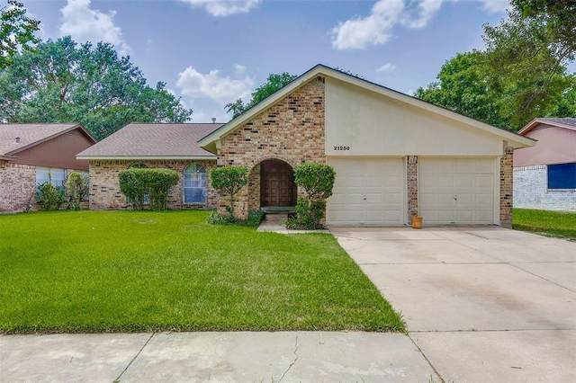21230 Park Rock Lane, Katy, TX 77450 (MLS #68504053) :: The Queen Team