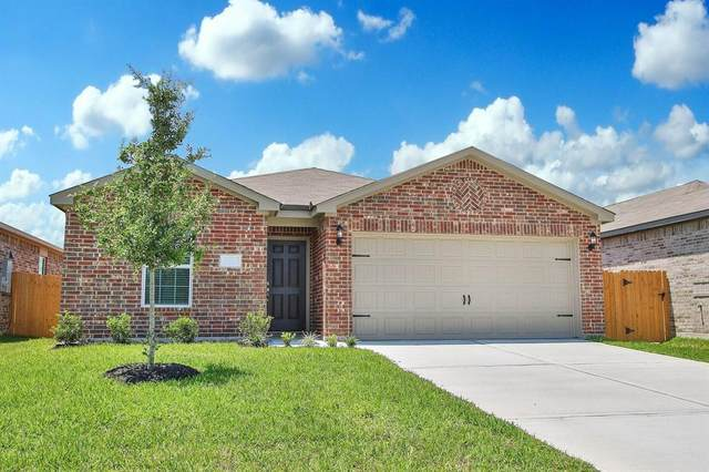 1214 Paradise Found Drive, Iowa Colony, TX 77583 (MLS #68509504) :: Michele Harmon Team