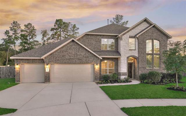 14229 Sawtooth Forest Trail, Conroe, TX 77384 (MLS #68518474) :: The SOLD by George Team