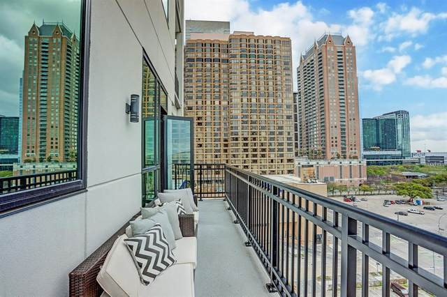 1211 Caroline Street #902, Houston, TX 77002 (MLS #68522088) :: Michele Harmon Team
