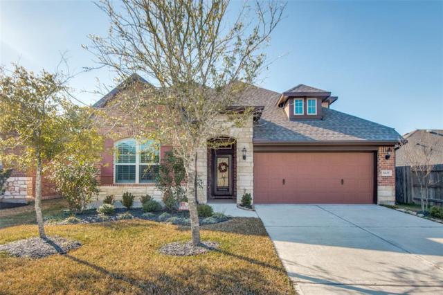 9435 Briscoe Bend Lane, Cypress, TX 77433 (MLS #68524454) :: The Heyl Group at Keller Williams