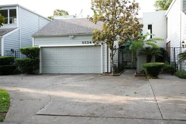 9534 Val Verde Street, Houston, TX 77063 (MLS #68528464) :: The Heyl Group at Keller Williams