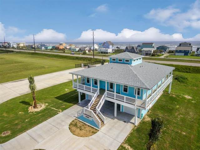 21301 Scissor Tail Lane, Galveston, TX 77554 (MLS #68536720) :: The Sansone Group