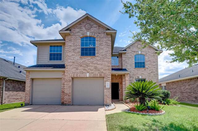 7730 Summerdale Drive, Rosenberg, TX 77469 (MLS #68549520) :: The Heyl Group at Keller Williams