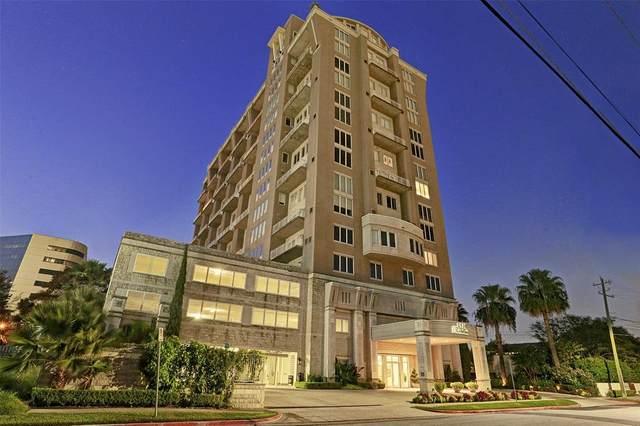 2520 Robinhood Street #603, Houston, TX 77005 (MLS #68566471) :: Lisa Marie Group   RE/MAX Grand